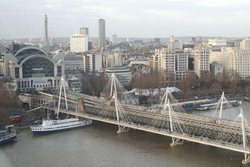 london thames city