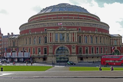 london royal albert hall england