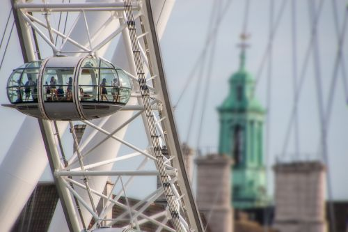 london britain london eye