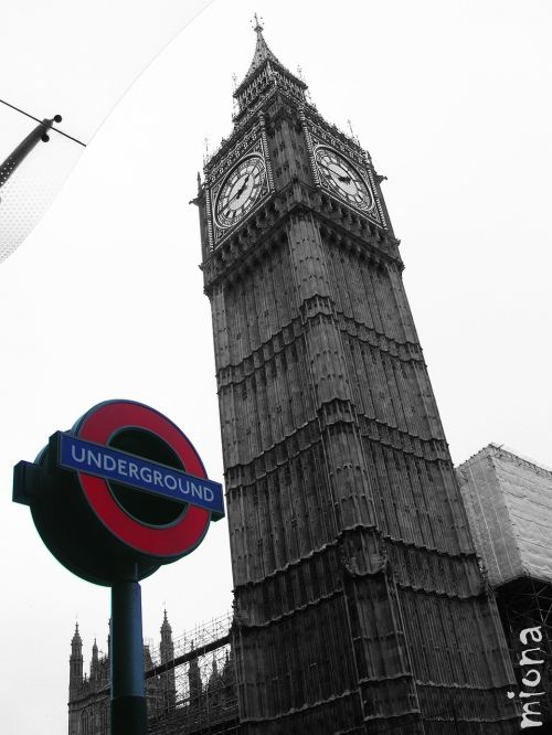 london cities the clock tower
