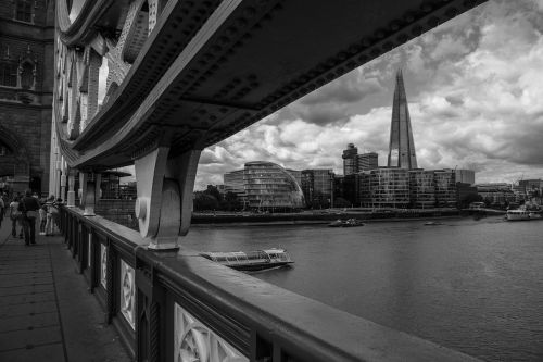 london london bridge perspective