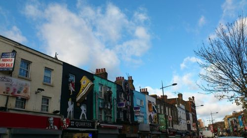 london city sky