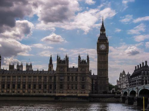 london britain river thames