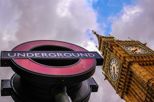 london england underground