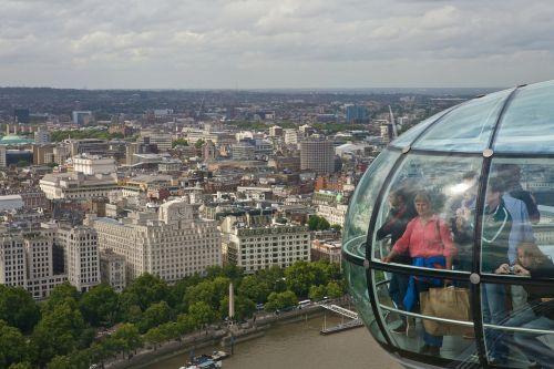london united kingdom skyline