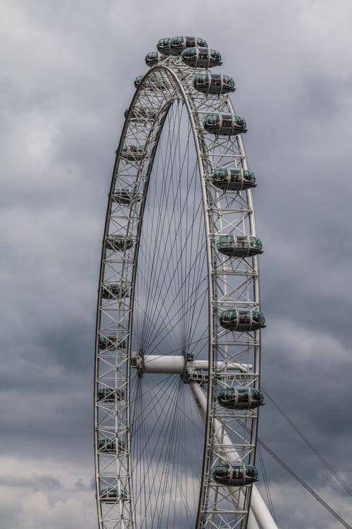 london england london ferris wheel