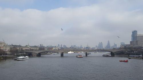 london february city