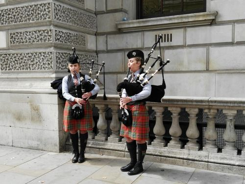 london bagpipes england