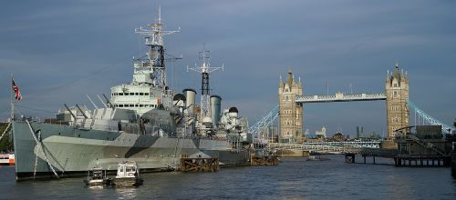 london thames hms belfast
