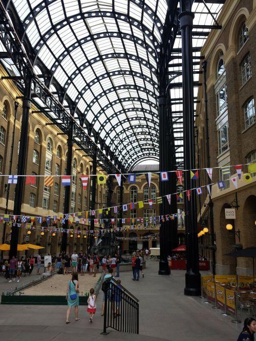 london city building