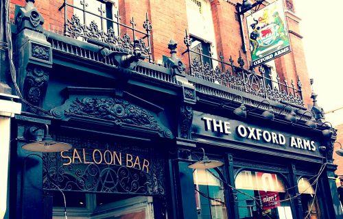 london saloon city