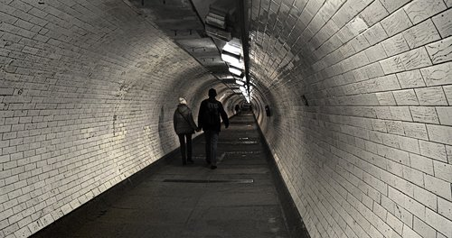 london  tunnel  blackwall