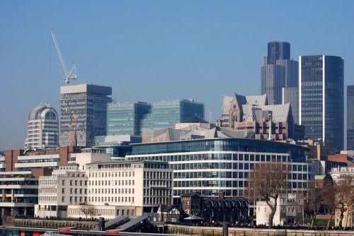 london skyline offices