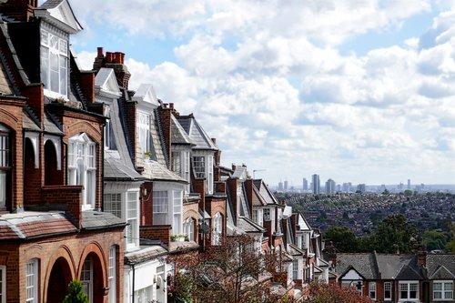 london  suburb  houses