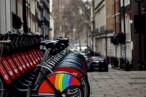 london  rent  bicycle