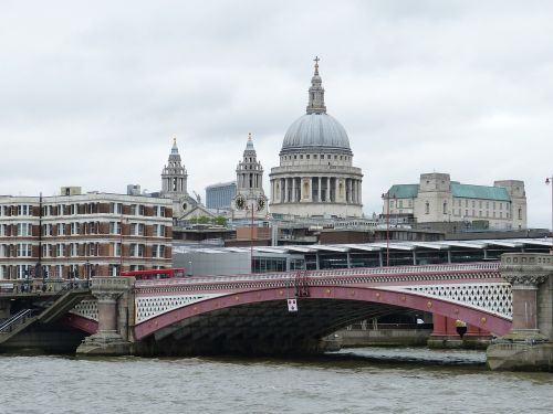 london river thames england