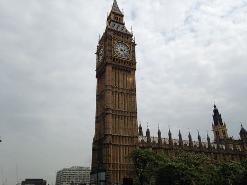 london big ben architect