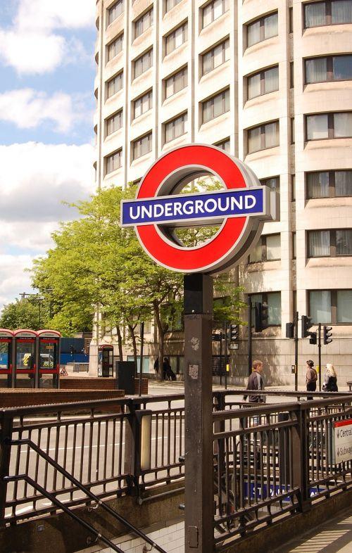 london metro underground
