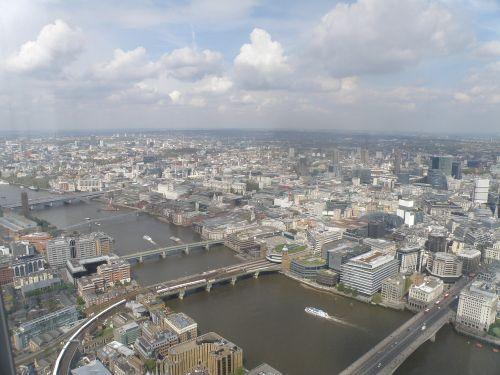 london landscape vista