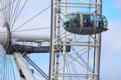 London Eye's Capsule