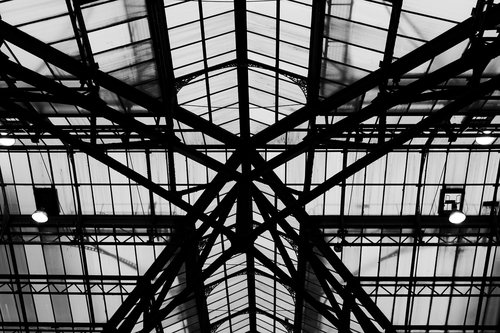 london liverpool street  roof  concourse