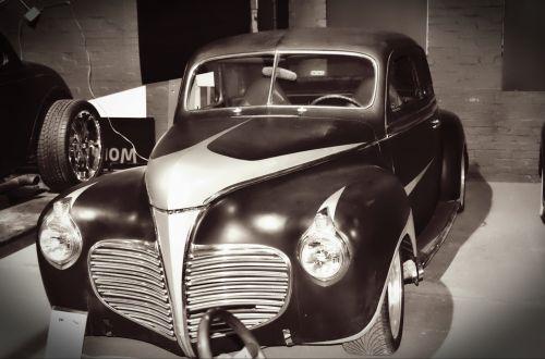 London Motor Museum. UK.