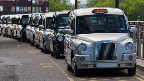 Britanija, Taksi, automobilis, miestas, klasikinis, Anglija, grupė, piktograma, Londonas, gatvė, taksi, tradicinis, transportas, gabenimas, kelionė, kabinos, taksi, automobiliai, Londonas taksi