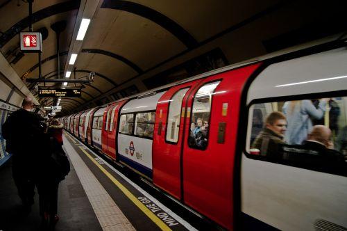 london underground metro london