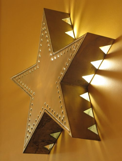 Lone Star Light Fixture