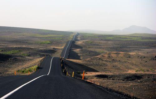 loneliness road blank