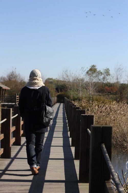 loneliness walking walk