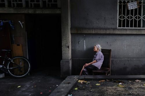 lonely granny ao