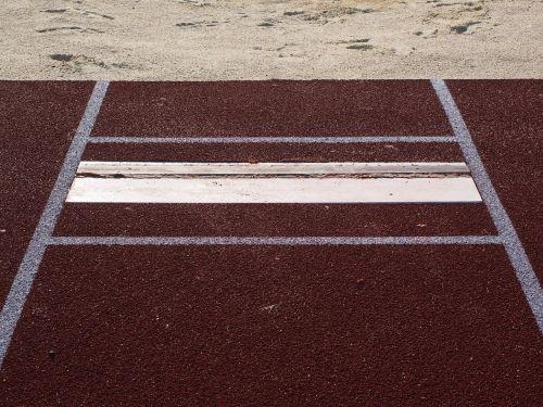 long jump jump pit