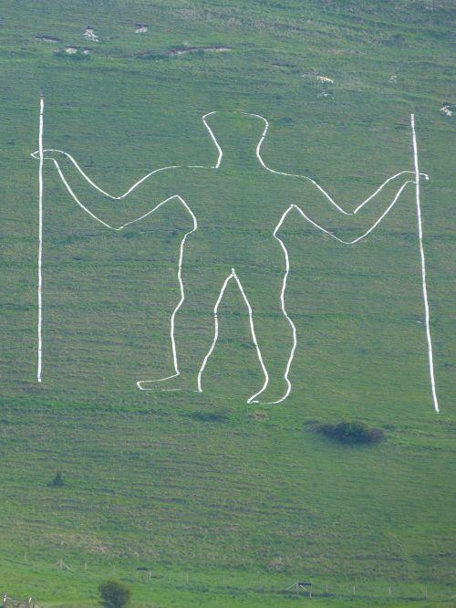 long man of wilmington hill figure wilmington