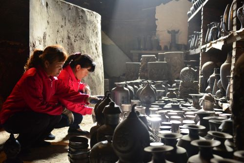 longshan black pottery black pottery kiln