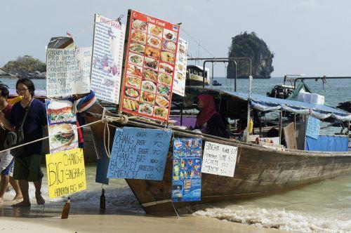 longtail vendor thailand