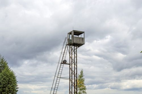 lookout tower lifeguard tower post salvor