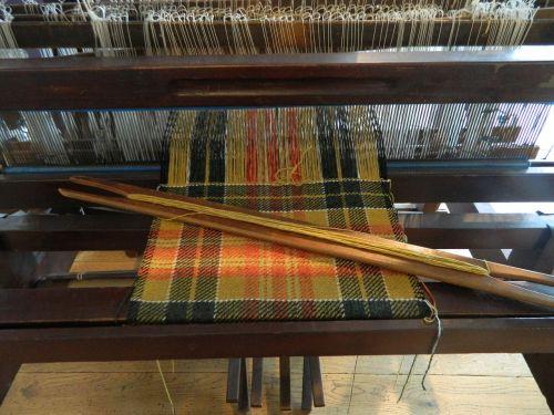 loom weaving craft