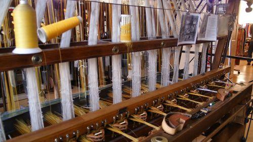 loom silk bobbin