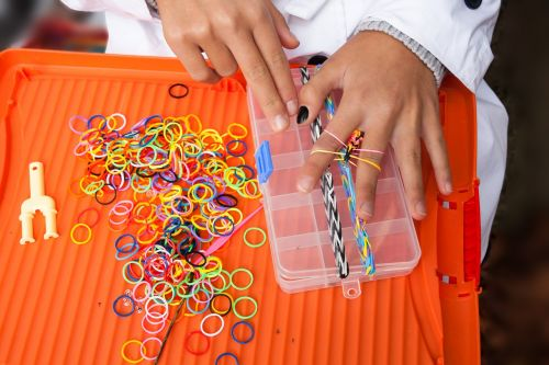 loom tinker rubber rings