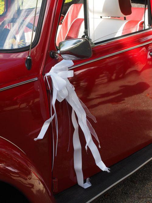 loop vw beetle bridal car