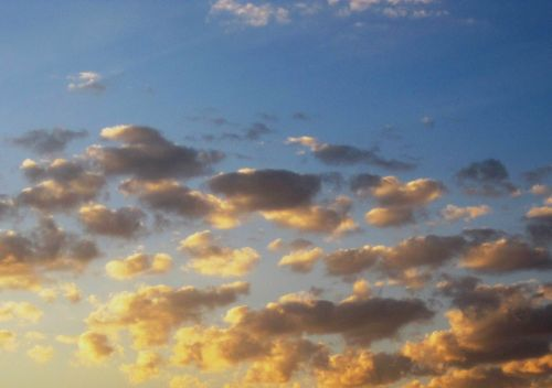 Loose Bright Clouds