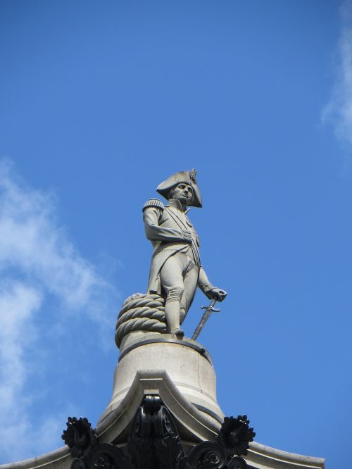lord nelson column