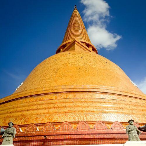 lord prapathomjedi pagoda