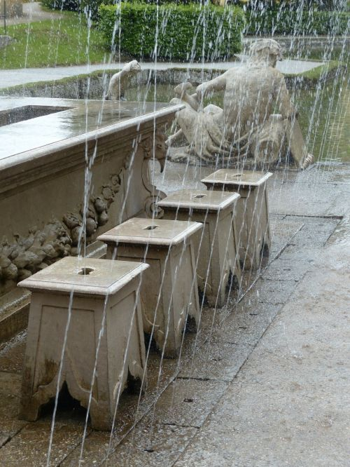 lords table chairs water