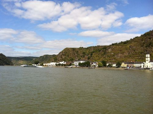 loreley shipping rhine