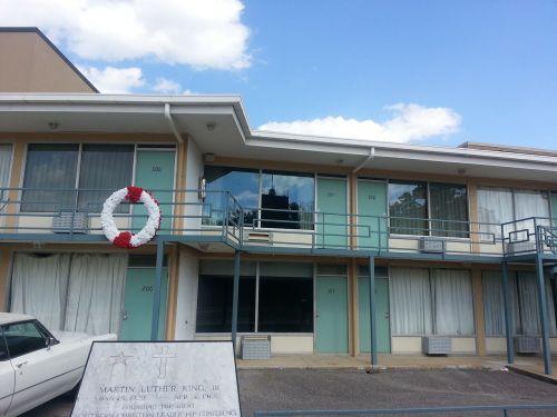 lorraine motel in memphis tn mlk