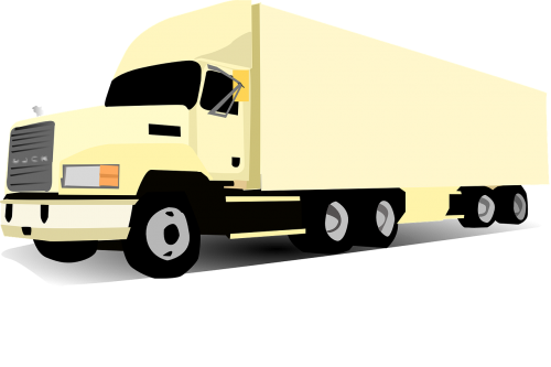 lorry truck transportation