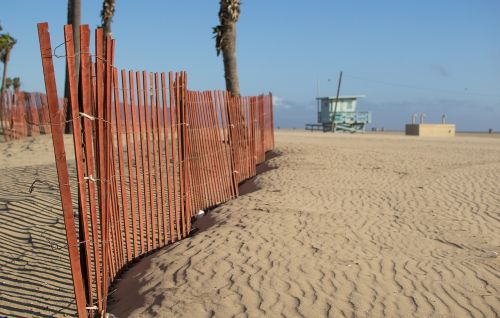 los angeles santa monica beach