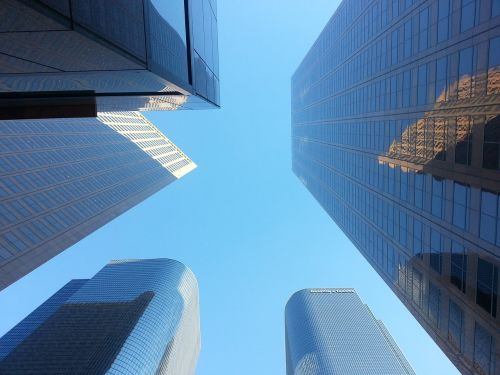 los angeles city buildings